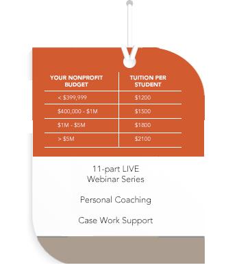 nonprofit pricetag